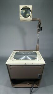 Buhl 80 14 Overhead Projector 14 Platform Tested And Working Classroom arts