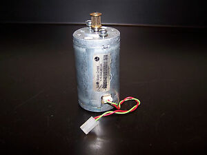 Hp Designjet 500 800 Carriage Scan Axis Motor C7769 60035 60375 60146 Oem Used