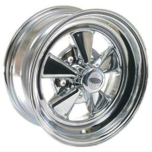 Cragar 08 61 S S Super Sport Chrome Wheel 15 X7 5x5 Bc