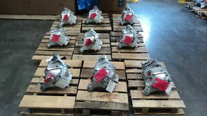 03 08 Subaru Forester Locking Rear Differential Carrier 4 11 Ratio 148k Oem
