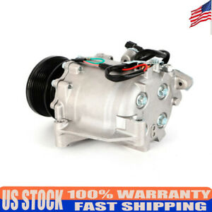 Oem Co 4918ac Air Conditioner Compressor Fit For Honda Civic 1 8l 2006 2007 2011