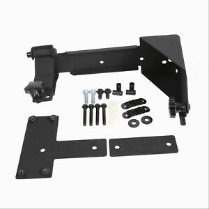 Rear Jack Mount Heavy Duty For Jeep Wrangler Jk 2007 2018