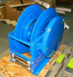 Coxreels Retractable Hose Reel 100ft Spring 300 Psi Hose Not Included Slpl 5100
