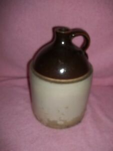 Stoneware Ceramic Whiskey Water Crock