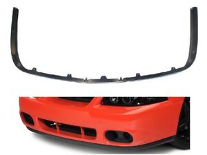 2003 2004 Cobra Mustang Oem Genuine Ford Front Chin Spoiler With Hardware