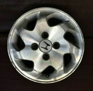 Honda Accord 1998 2000 Used Oem Wheel 15x6 Stock Factory 15 Rim Original 4 Lug