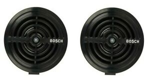 Bosch 910 Black Supertone Horn Set 2 Pcs Supreme Sound Strenght Free Shipping