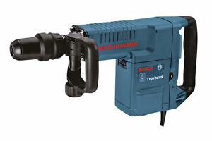 Bosch 11316evs 14 Amp Sds max Demolition Hammer W 3 Bits Included Free New
