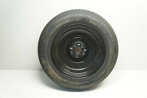 09 14 Nissan Murano S Emergency Temporary Spare Tire Wheel Donut Rim Oem