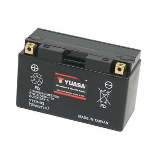 Yuasa Yumicron Battery 12v Wet Cell Yb14 a2 Battery Acid Sold Separately