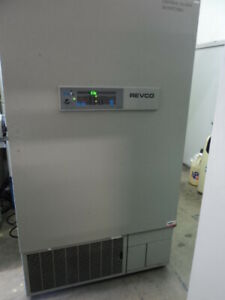 Thermo Revco Legaci Ult2586 9 a35 Ultra Low Temp 86 c Freezer 115v Tested