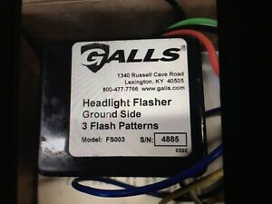 Galls Fs003 Headlight Alternating Flasher