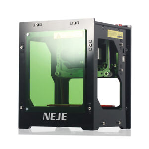 Neje 1500mw Bluetooth Laser Engraver App Diy Cnc Usb Engraving Printer Machine