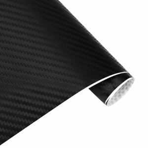 Carbon Vinyl Sticker 3d Car Decal Film Styling Accessory Tuning Racing Interior