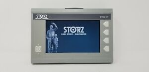 Storz 8402 Zx Video Laryngoscope Monitor Return Warranty