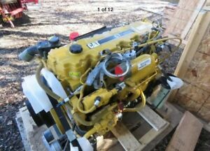 2010 Caterpillar C7 Acert Engine 7 2l Cat Industrial Equipment New unused