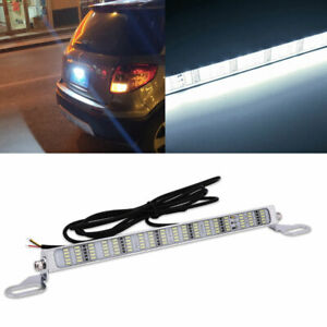 1x 90 smd Bolt on White Led Lamps For License Plate Lights Backup Reverse Lights