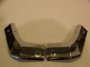 1966 67 Plymouth Satellite Belvedere Gtx Convertible Trim Oem 2603344 2603345
