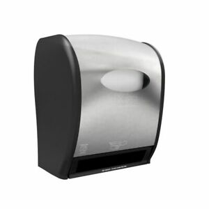 Solaris Paper Locor Wall mount Electric Paper Towel Dispenser Stainless