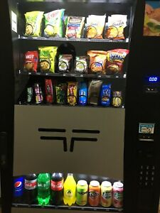 Vending Machine Used almost Brand New Working Machine Nj Only