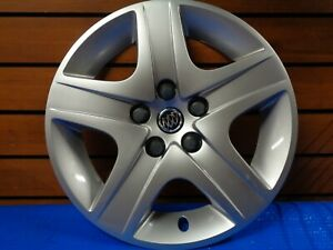 Buick Lacrosse 17 Oem Wheel Cover Hub Cap 9598033 Silver Finish 2010 2011