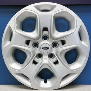 One 2010 2012 Ford Fusion Se 7052a 17 5 Spoke Hubcap Wheel Cover Ae5z1130b