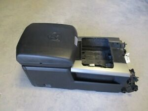 13 14 15 16 17 18 Dodge Ram 1500 Floor Center Console W Rear Ac Vents Oem