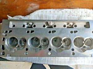 Cnc Ported Small Block Ford Edelbrock 7721 Victor Cylinder Heads