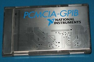 National Instruments Ni Pcmcia gpib Interface Card 182361d 01