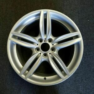 19 Bmw 535i 550i 640i 650i Activehybrid 5 M6 12 19 Oem Factory Wheel Rim 71418