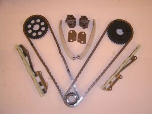 Timing Gear Chain Kit Set Fits 97 04 4 6l F150 F250 Expedition Explorer Mustang
