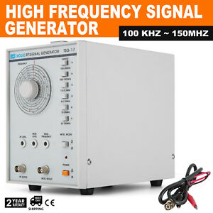 Signal Generator High Frequency Radio Frequency 100khz 150mhz 600 110v Usa
