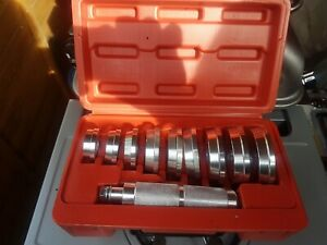 Bearing Race And Seal Driver Kit 9 Piece