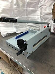 12 Inch A4 Paper Cutter Guillotine Trimmer Cutting Machine Heavy Duty