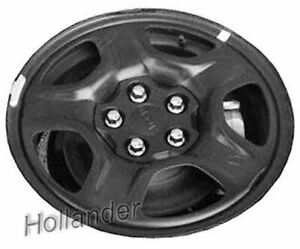 16 Inch Jeep Compass 2017 2018 2019 Oem Factory Original Steel Wheel Rim 9186