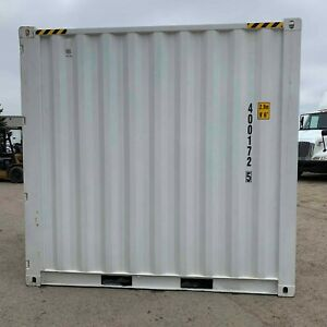 8x10x9 6 Tall Steel Storage Shipping Container
