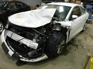 Automatic Transmission 15 Chrysler 200 With Auto Engine Stop Start 736913