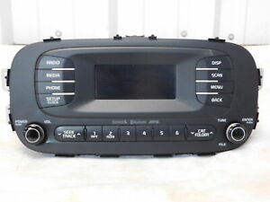 14 16 Kia Soul Am Fm Satellite Ready Radio Oem Lkq
