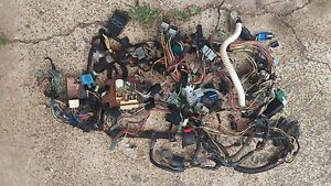 1987 1988 Thunderbird Turbo Coupe Fuse Panel Wiring Harness
