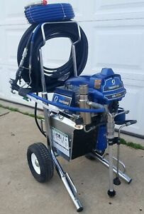 Graco Finishpro Ii 595 Pc Pro electric Air assisted Airless Paint Sprayer 395