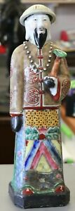 Very Old Chinese Porcelain Figurine