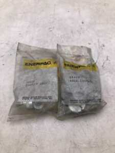 Enerpac Cr400 Half Coupler W Ar630 Coupler Assembly nib