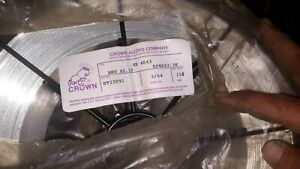 Crown Alloy Aluminum Weld Wire 3 64 Er4043 15 Ht 22091 As4043 3k Aws A5 10 Mig
