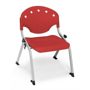 Rico Student Stack Chair Without Arms