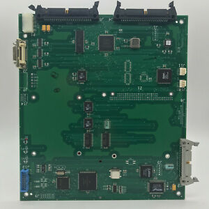 Repair Service With Core Haas Machine Lcd Video Pcb 93 32 3400c