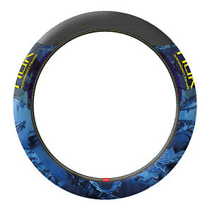 Huk Fishing Steering Wheel Cover Camo Auto Truck Car Off Shore