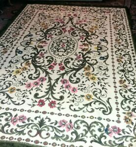 Belgin French Vin Antique Woven Bed Cover 54 X 72