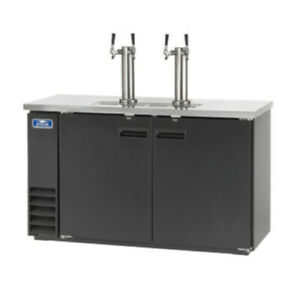 Arctic Air Add60r 2 61 Direct Draw Beer Dispensing Refrigerator