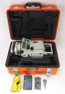 Sokkisha Lietz Set4 Total station Surveying Set D20812 97336
