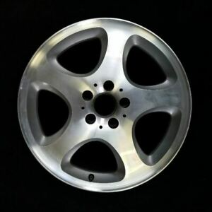 17 Mercedes Sl500 Sl600 1999 2000 Oem Factory Original Alloy Wheel Rim 65201